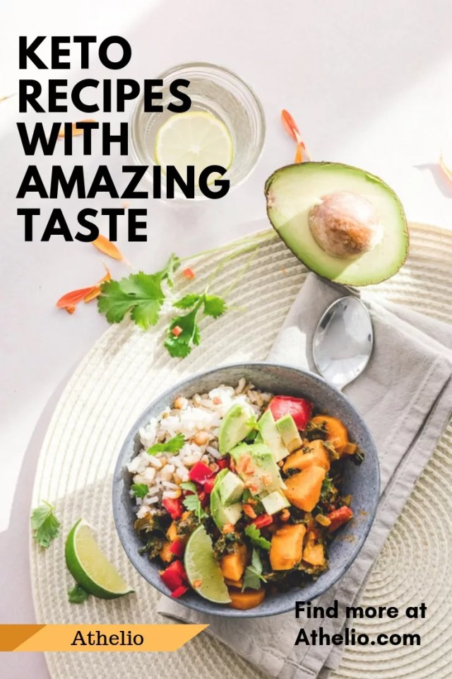 Keto Recipes That Taste Amazing And Help You Lose Weight