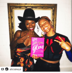 Athena Laz interviews, Super soul 100 member, Latham Thomas aka mamaglow on Own Your Glow