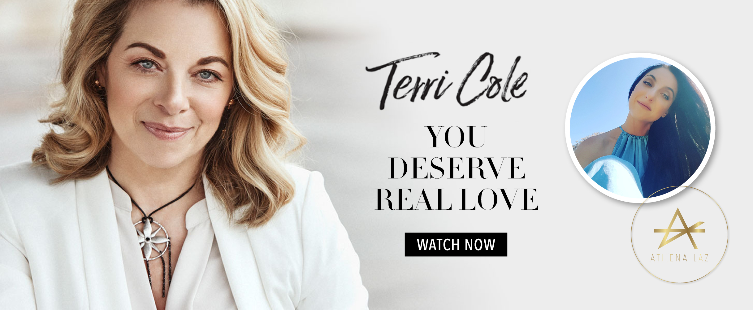 Athena Laz interviews Terri Cole on her Real Love Revolution