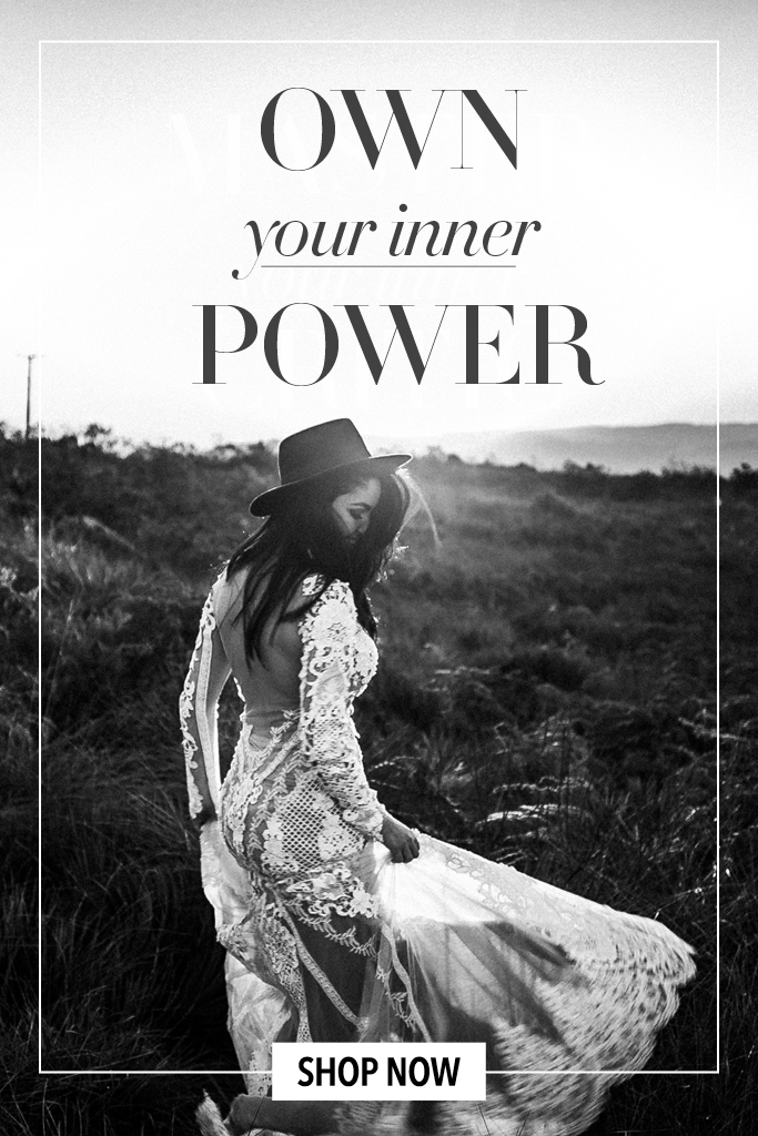 Own Your Inner Power 12 week self-empowerment program by Athena Laz