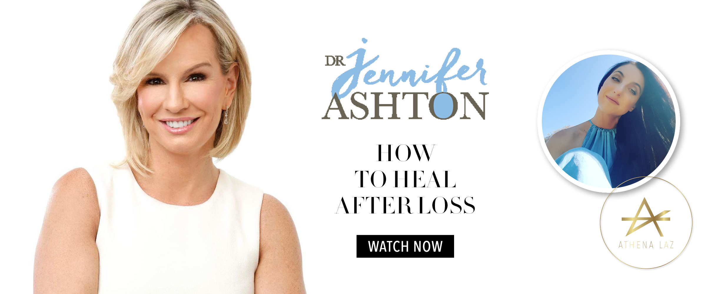 Athena Laz interviews Dr Jennifer Ashton ABC News Correspondent