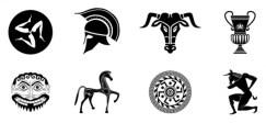 logo Grieks
