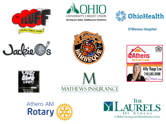 JIVE! Sponsors collage updated