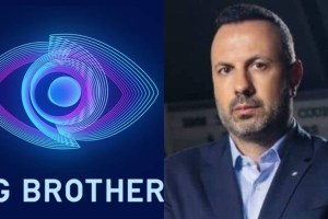 """""""Bomb"""" από το SKAI.  Τάσος Τρύφωνος για την παράσταση Big Brother.  – Τηλεοπτικά μέσα ενημέρωσης"""