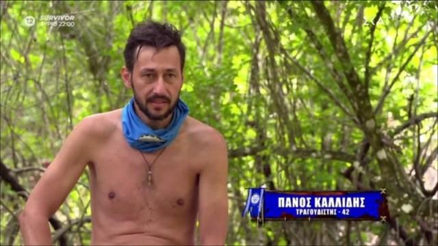Survivor spoiler: Ο Πάνος Καλίδης έχει ζητήσει να αποχωρήσει 3 φορές