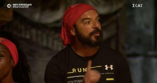 Survivor spoiler 12/03: Αποχωρεί οικειοθελώς ή πάει μπλε ομάδα ο Ντάφυ!
