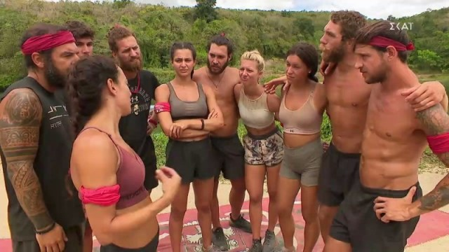Survivor spoiler πρώτο αγώνισμα