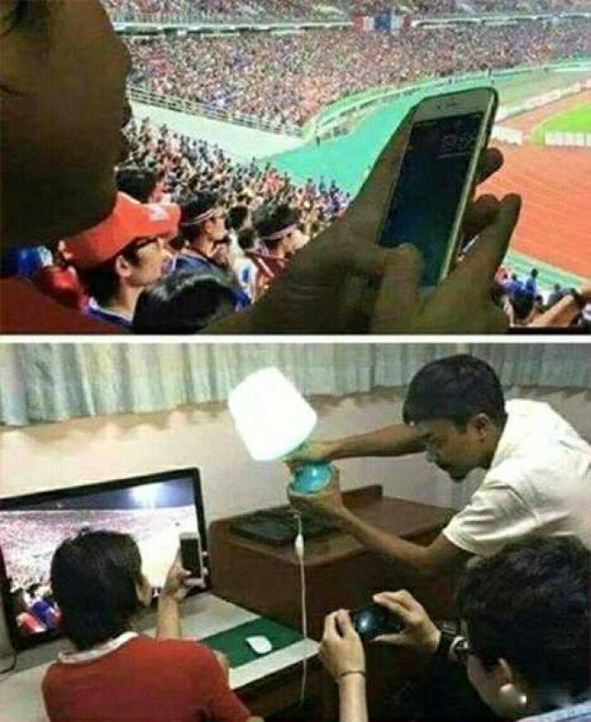 Να γιατί δεν πρέπει να εμπιστεύεσαι τις φωτογραφίες στα social