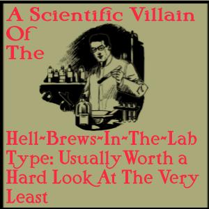 Sci Villain One Lab