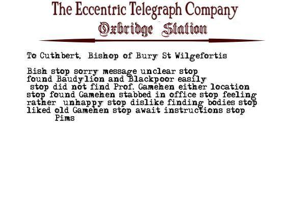 Telegram Three