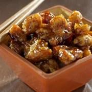 Κινέζικο  κοτόπουλο με σάλτσα λάιμ