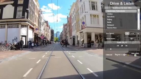 """Με το """"Drive & Listen"""" θα οδηγείτε στο Τόκιο, το Άμστερνταμ και τη Θεσσαλονίκη με δύο κλικ, Focus – City Vibe"""