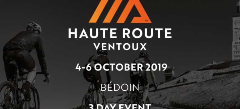 A taste of the best cycling in France − Haute Route Ventoux 2019