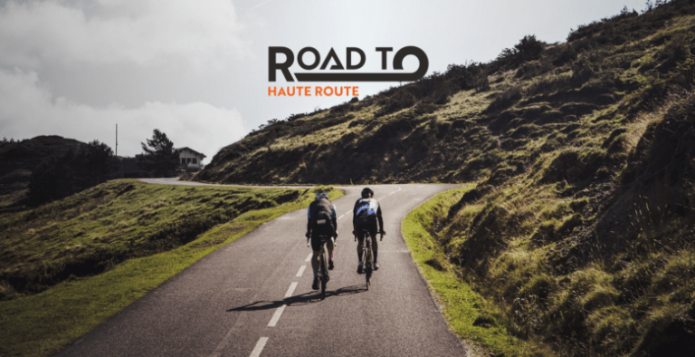 Road to HAUTE ROUTE