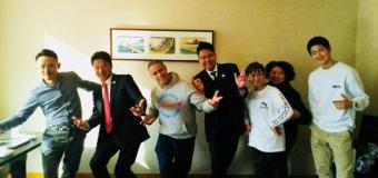 【第二回】ヒップホップチーム「ROCK STEADY CREW」の代表Crazy Legsさんと君原正美さんとの対談!
