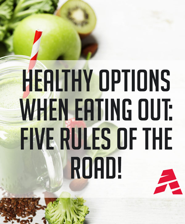 Healthy Eating Out Options