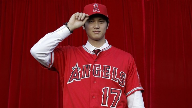 Shohei Ohtani Speaking Fee and Booking Agent Contact
