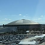 Der Astrodome in Houston. (Foto: athletic-brandao.de)