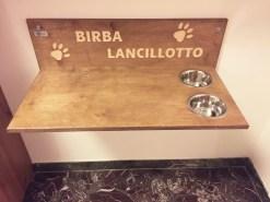 Mensola per gatto Birba Lancillotto