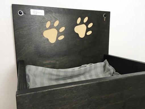 Cuccia da parete per gatto