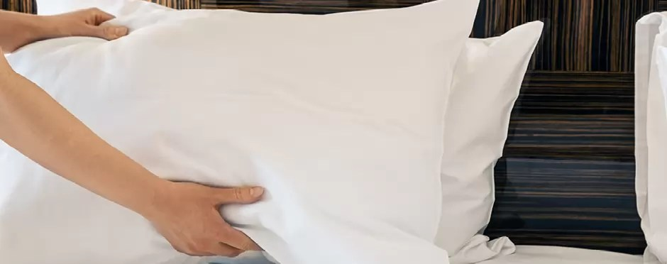 position your pillows to reduce pain