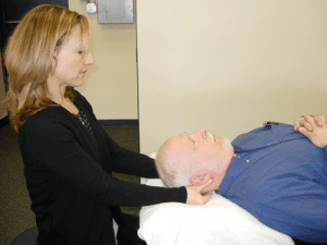 Physical Therapy for headache pain relief