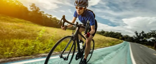 preventing cycling arm and hand injuries