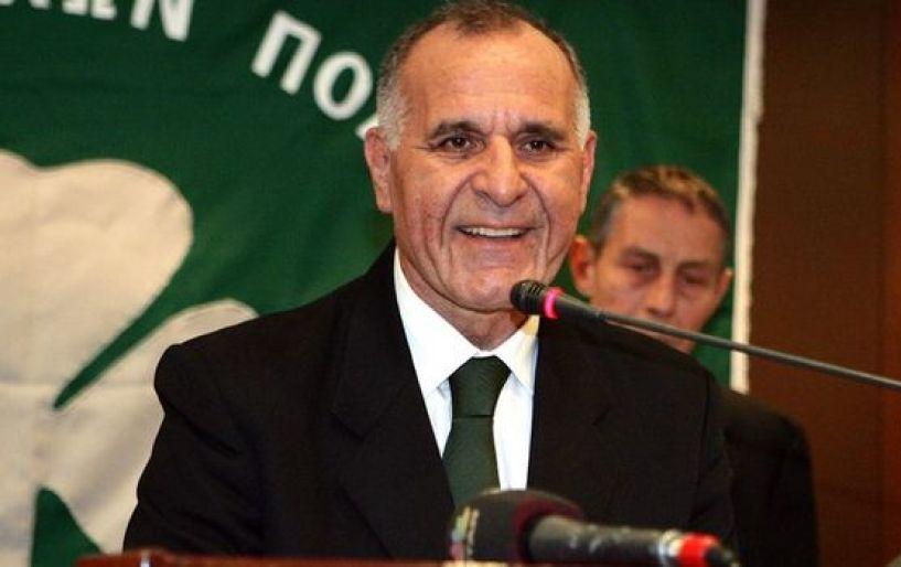 Κωνσταντίνου: «Ο Φάμπρι έθεσε τον εαυτό του εκτός Παναθηναϊκού»
