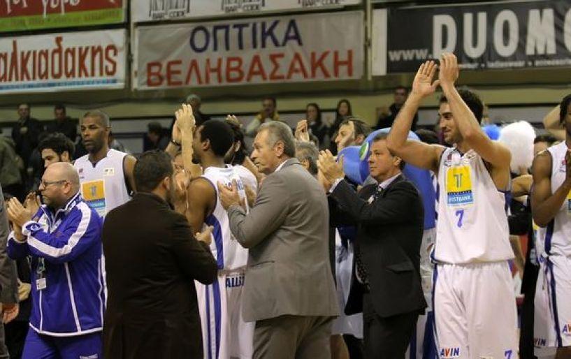 Σπουδαία νίκη για τον ΑΓΟΡ, 66-64 τον ΠΑΟΚ