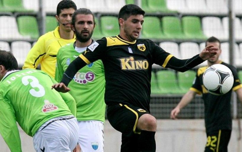 Λεβαδειακός-ΑΕΚ 0-0