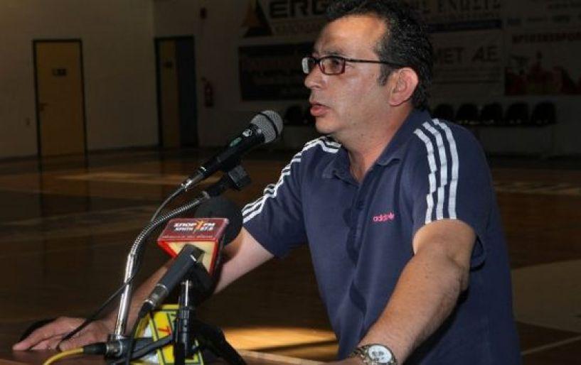Μανουσάκης: «Δεν υπάρχει θέμα ασφάλειας των κερκίδων»