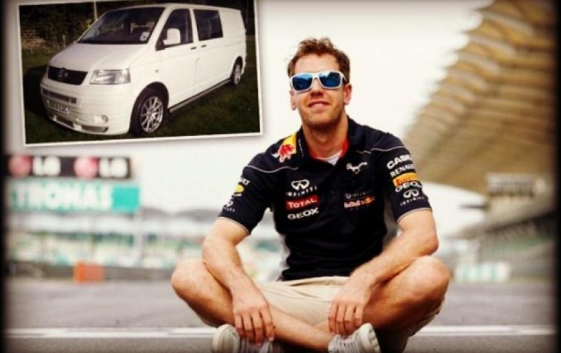 Τι οδηγεί ο Sebastian Vettel;