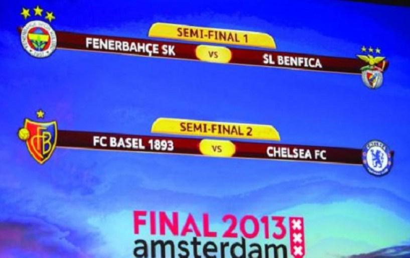 Σήμερα οι ρεβάνς των ημιτελικών του Europa League