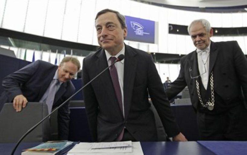 Στα τέλη του 2013 η ανάκαμψη στην Ευρωζώνη, λέει ο Μάριο Ντράγκι