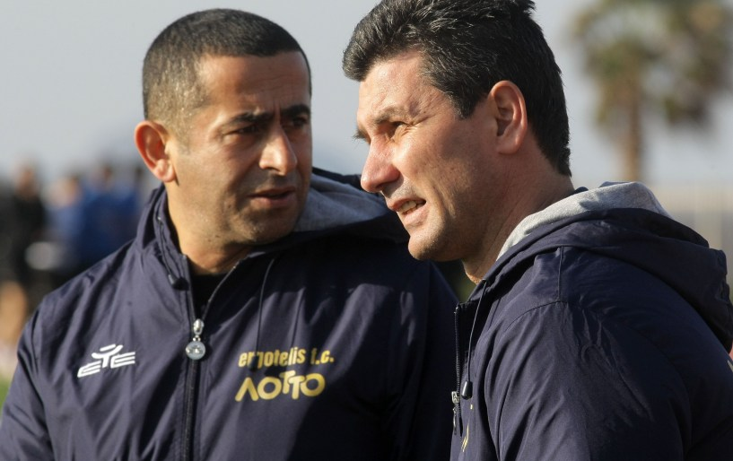 """Ουσταμπασίδης: """"Ταμείο θα κάνουμε στο τέλος"""""""