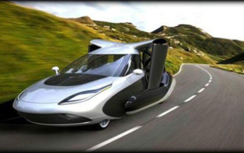 Το επόμενης γενιάς… ιπτάμενο αυτοκίνητο!!!