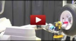 Ρομποτική… αλλαγή ελαστικών!!!