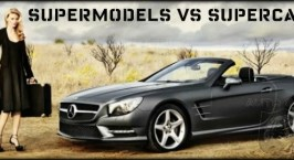 Supermodels vs Supercars