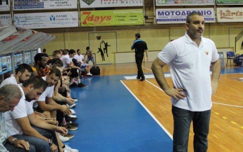Τόνι Κωνσταντινίδης: «Φυσικά και μας ενδιαφέρει το Κύπελλο»