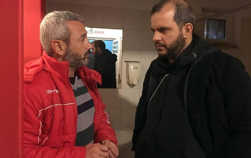 Μπαξεβάνος: «Δεν υπάρχει ουσιαστικό πρόβλημα για την ομάδα»