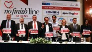 Η Sportingbet Μέγας Χορηγός του «1ου No Finish Line» της Αθήνας