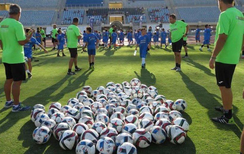 Για 14η σερί χρονιά γίνεται το «Eugenios Gerards Soccer Camp»