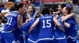 Για την πρόκριση στα ημιτελικά του Eurobasket