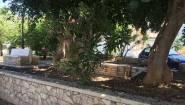 Πέντε λεπτά στο πάρκο της Κομνηνών