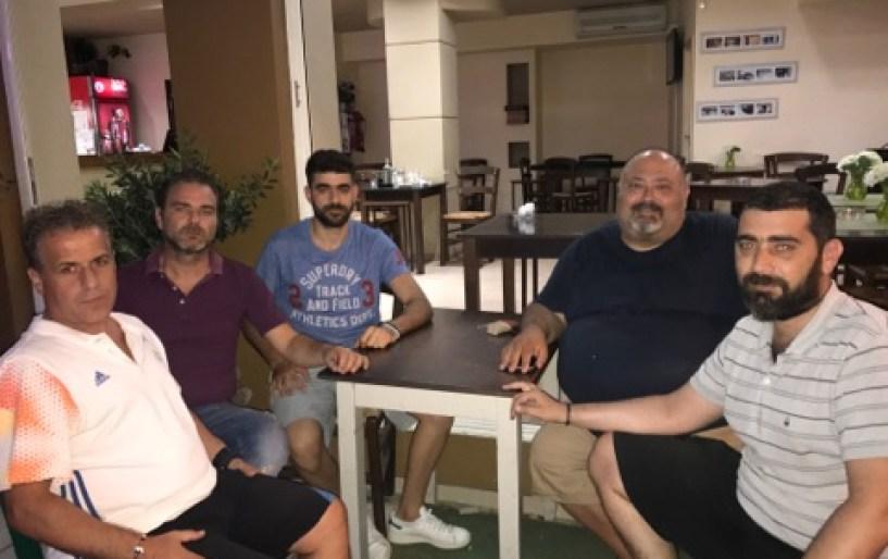 Μαγκουφάκης: «Χαρούμενος που θα αγωνίζομαι στον Πόρο