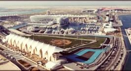 Το απίστευτο νησί της Formula 1 στο Abu Dhabi…
