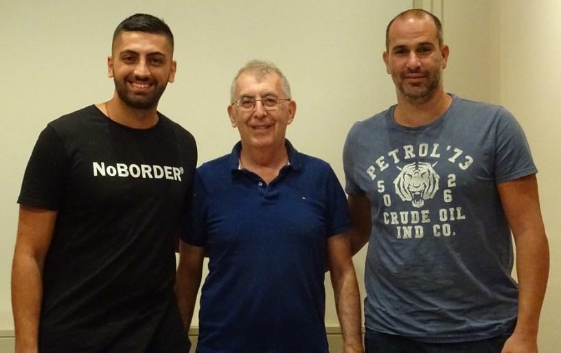 """Διαμαντόπουλος: """"Παίζω μπάσκετ για να το ευχαριστιέμαι"""""""
