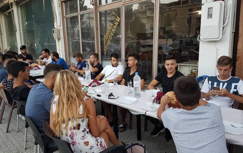 Οικογενειακό τραπέζι στον ΠΑΟΚ (Photos)