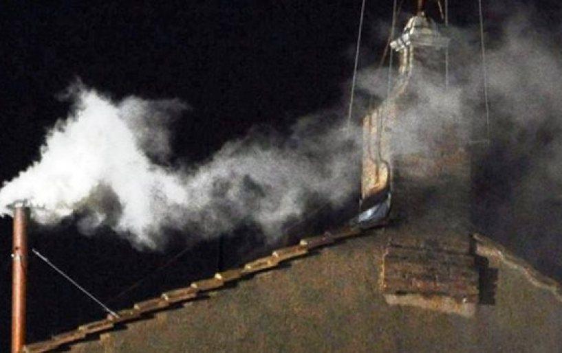 «Λευκός καπνός» στο Καστέλι!
