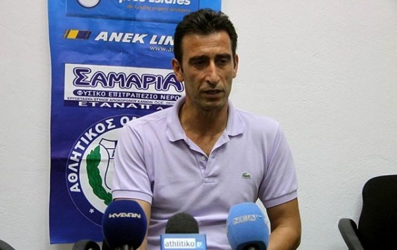 Πατεμτζής: «Η νίκη μας δίνει κουράγιο και ψυχολογία»